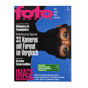 Foto Magazin, July 1993