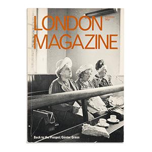 London Magazine, 1978