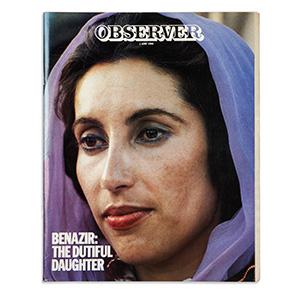 Observer, June 1986