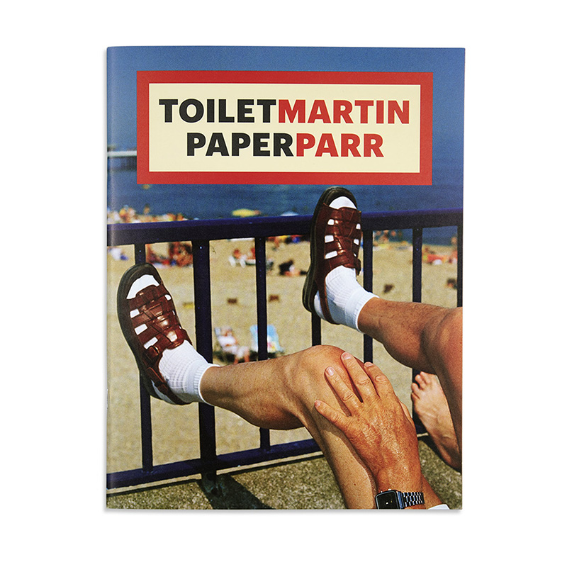 ToiletMartin PaperParr, 2018